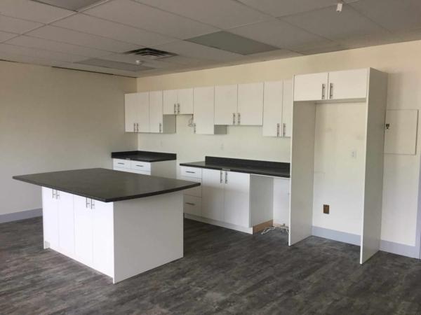 Basement Suite Kitchen Renovation